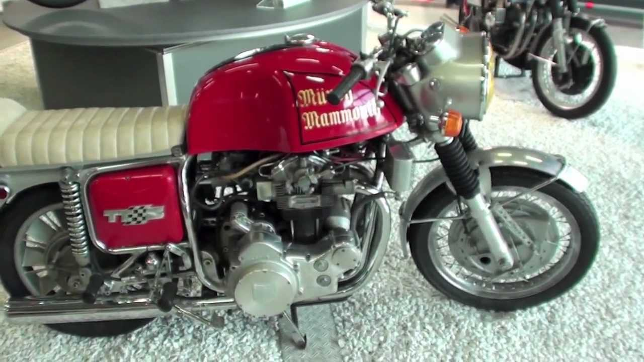 release date: reputable site new design Münch Motorcycle Exhibit at Speyer Technik Museum - YouTube