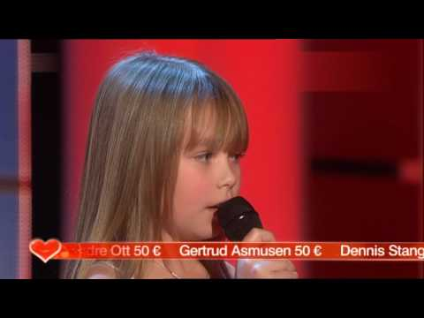 Connie Talbot & Sarah Connor - Ave Maria - live in Ein Herz für Kinder - 12.12.2009
