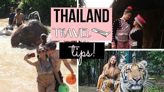 Top Travel Tips for Visiting Thailand for the First Time! (M...