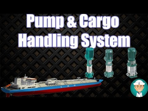 Pump and Cargo Handling System