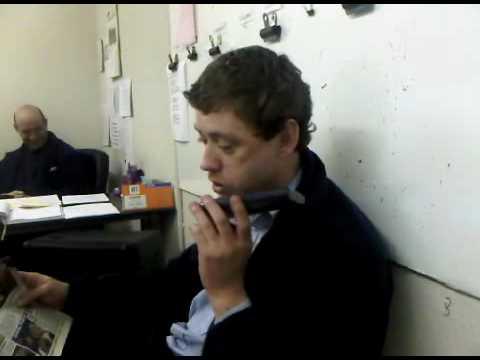 SpecialK as Jim Browne