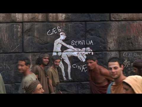 Горожане узнали что Цезарь трахает Сервилию (Рим)