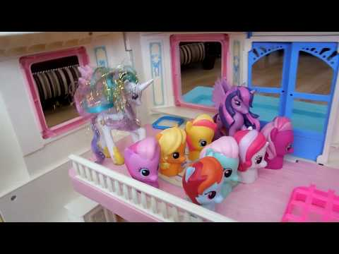 My Little Pony- First day of school
