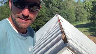 How to Install Standing Seam Metal Roofing