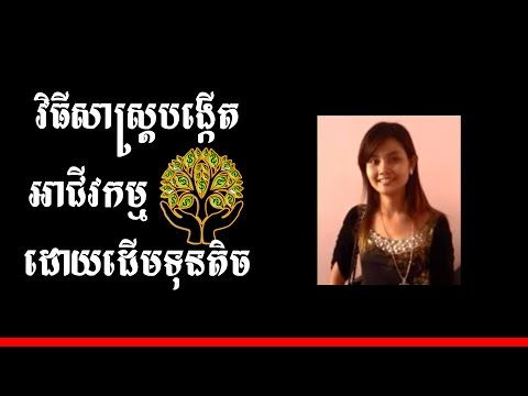 Sai Sophea - How to start a business with little money  | Success Reveal