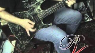 Alice Cooper-Freedom guitar solo performed by Riccardo Vernaccini