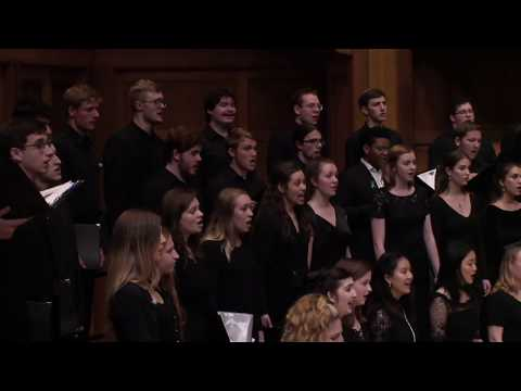 Roll Down, Justice - Lawrence University Viking Chorale - 05.24.19