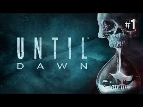 Twitch Livestream | Until Dawn Part 1 [PS4]