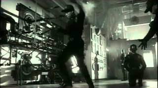 Janet Jackson dance Black cat