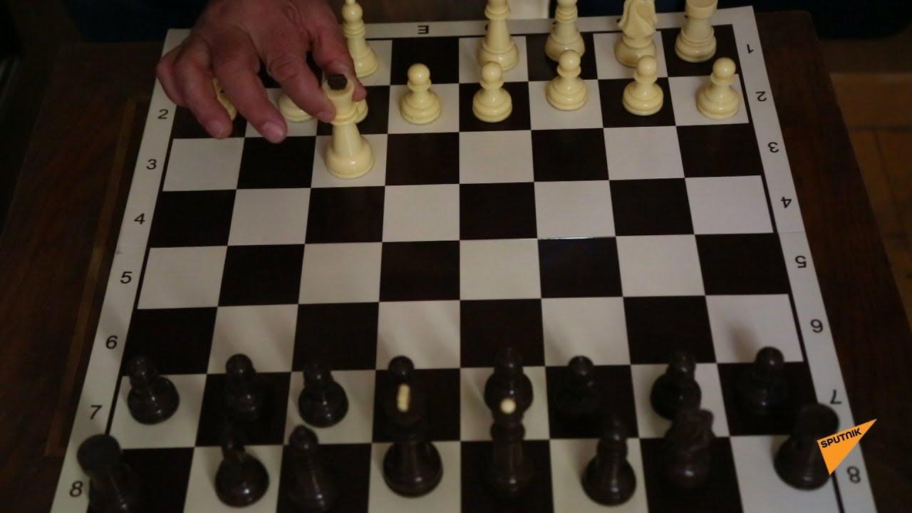 Ход конем: мастер ФИДЕ предлагает изменения - YouTube