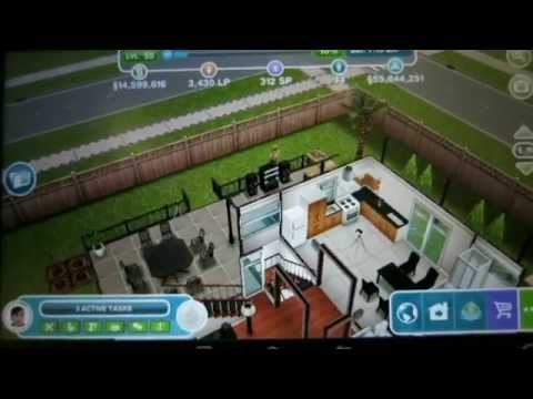 Sims FreePlay – DIY Homes Peaceful Patio Final Part [Quest Video]