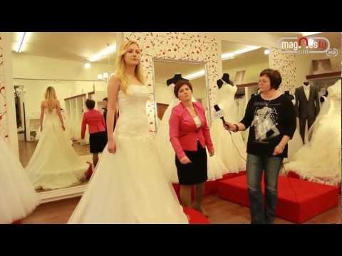 Jak dobrać suknię ślubną do figury - Ślub w kolorze ecru
