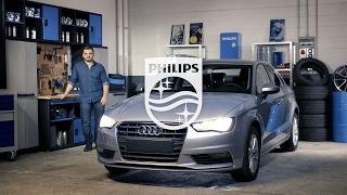 PHILIPS TUTO - Comment remplacer les ampoules de phares de votre Audi A3