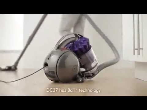 dyson dc37 animal turbine youtube. Black Bedroom Furniture Sets. Home Design Ideas