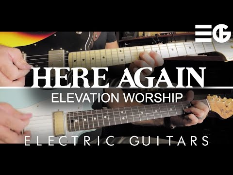 Here Again Chords By Elevation Worship Worship Chords