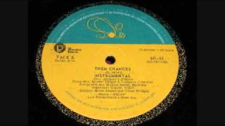 Pierre Perpall - Them Changes (Vocal) on Solo Records 1978