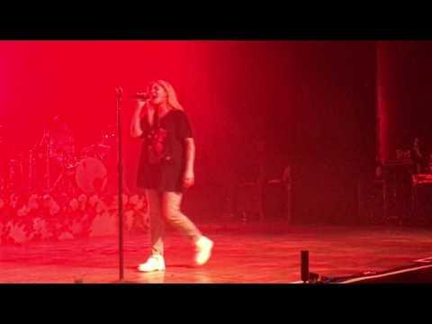 Halsey - Lie (Live Alcatraz, Milan - 27/06/17)