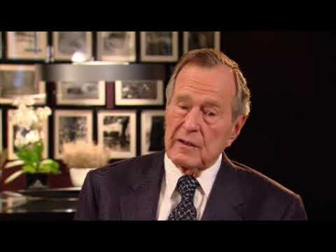 Frost Over the World - President George H W Bush -6Nov09-PT1