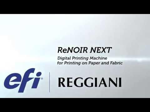 EFI Reggiani ReNOIR NEXT