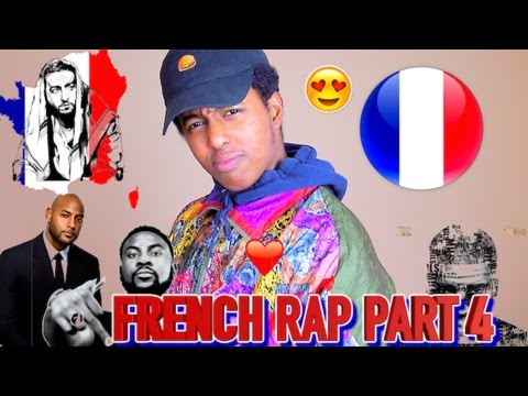 FIRST REACTION TO FRENCH RAP/HIP HOP PART 4