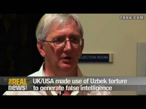 UK/USA made use of Uzbek torture