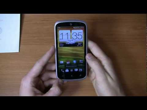 HTC One VX Unboxing