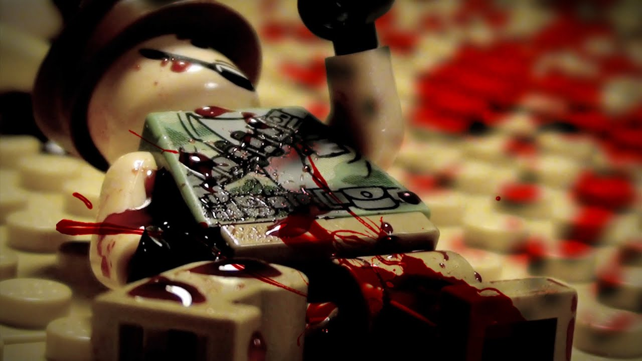 LEGO Saving Private Ryan: D-Day - YouTube