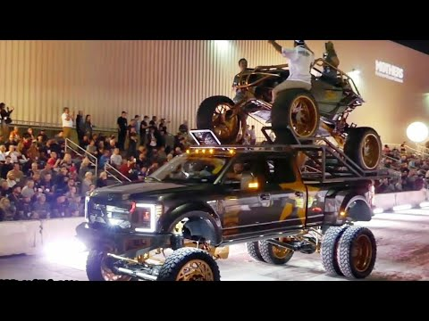 LEAVING SEMA 2019. LIFTED TRUCKS ONLY!!!!