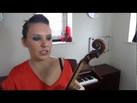 HOW TO: Shift Positions on the Violin TUTORIAL