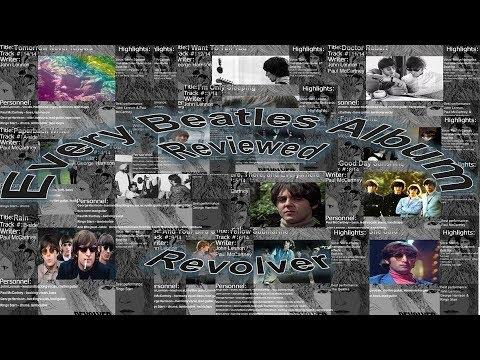 Every Beatles Album Reviewed - Revolver