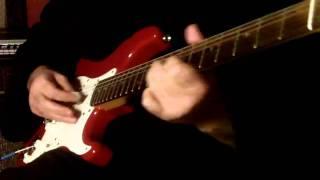 Teri Piyari Piyari Surat Ko...Guitar Instrumental {:-)