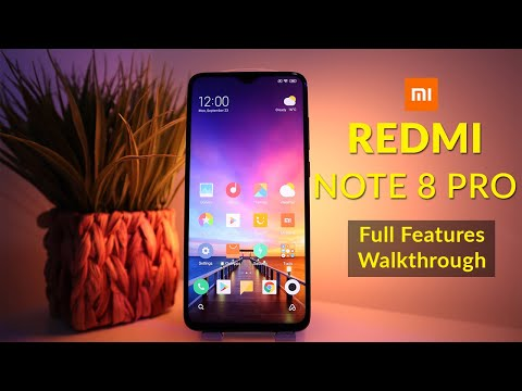 Redmi Note 8 PRO - Full Features and Unboxing [All ABout Mi]