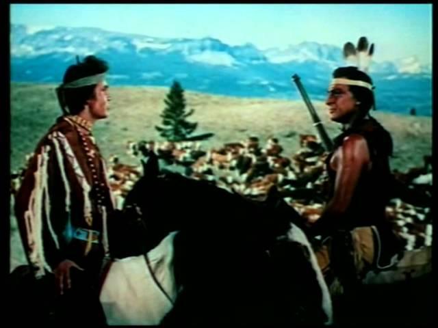 1954 - Cattle Queen of Montana - La Reine de la Prairie
