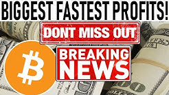 BITCOIN ABOUT TO BREAKOUT! LINK PRICE TARGET! COINBASE ANNOUNCE ADA STAKING! MATIC 67% STAKING BONUS
