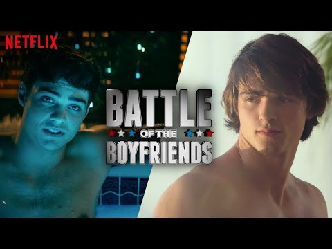 Battle of the Boyfriends: Peter Kavinsky vs Noah Flynn | Netflix