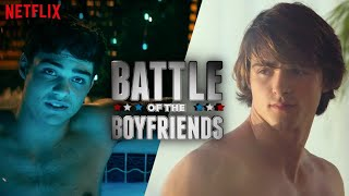 Battle of the Boyfriends: Peter Kavinsky vs. Noah Flynn | Netflix