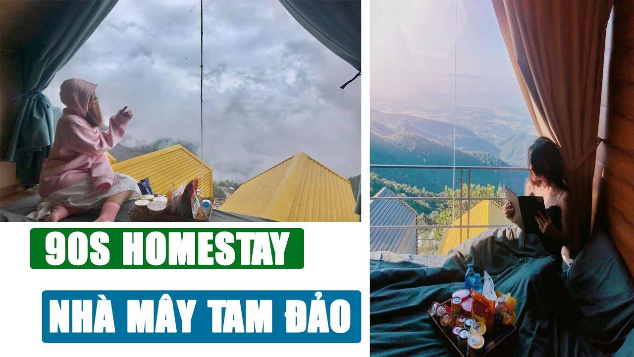 90s Homestay Tam Đảo Vĩnh Phúc – Nhà Mây Booking Giá Bao Nhiêu [2 Khách]