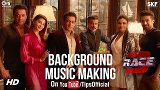 Race 3 Background Music Making | Salim - Sulaiman | Salman Khan | Song Making Race 3
