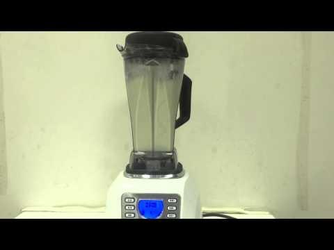 日光全營養調理機(BL-168)製作豆漿完整過程