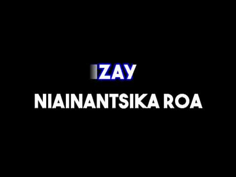 Njakatiana - Hafatra (KARAOKE)[Rija Ramanantoanina]