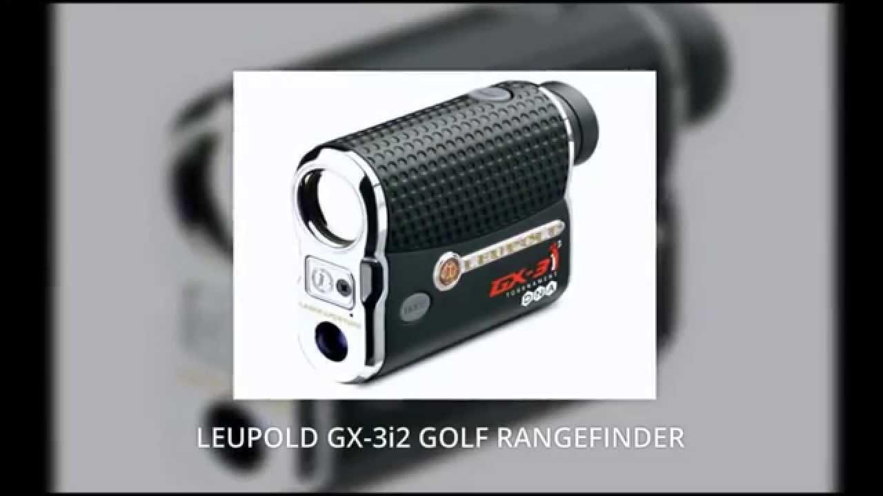 Leupold GX-3i2   Leupold GX-3i2 Review   Leupold GX-3i2 Golf Rangefinder  Reviews