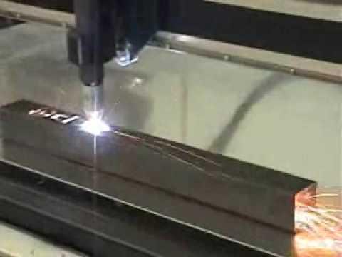 Tracker Cnc Plasma Cutter Plasma Cutting 2 Quot Square Tubing