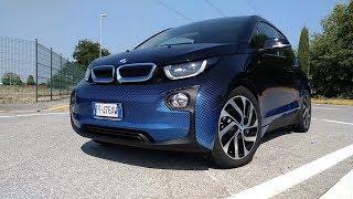 Con la BMW i3 viaggio ai LIMITI dell'autonomia. Quanti CHILOMETRI FA? PLAY da BQ X Pro