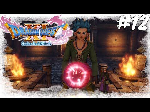 Lets Play Dragon Quest 11 #12 / Die Rote Kugel / Gameplay (PS 4 / Deutsch / German)