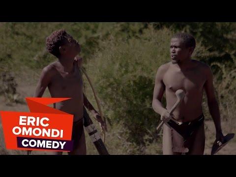 Eric Omondi The GoDs are not CRAZY We Are!!