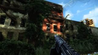 Crysis 3 dappled light
