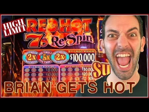 HIGH LIMIT $15/SPIN ✦ NonStop Action on 7s Respin ✦HL Slot Machines ALL ANNIVERSARY WEEK! #1
