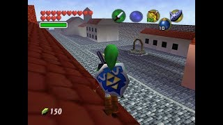 Exploring the Zelda64 Recreation Demo