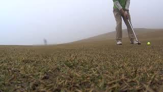 Japan golf course aso takamori cc, kumamoto