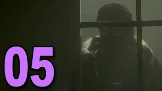 Until Dawn - Part 5 - MAN IN THE WINDOW (Horror Game Let